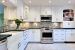 kitchen kitchen luxurious white kitchen with glossy white modern